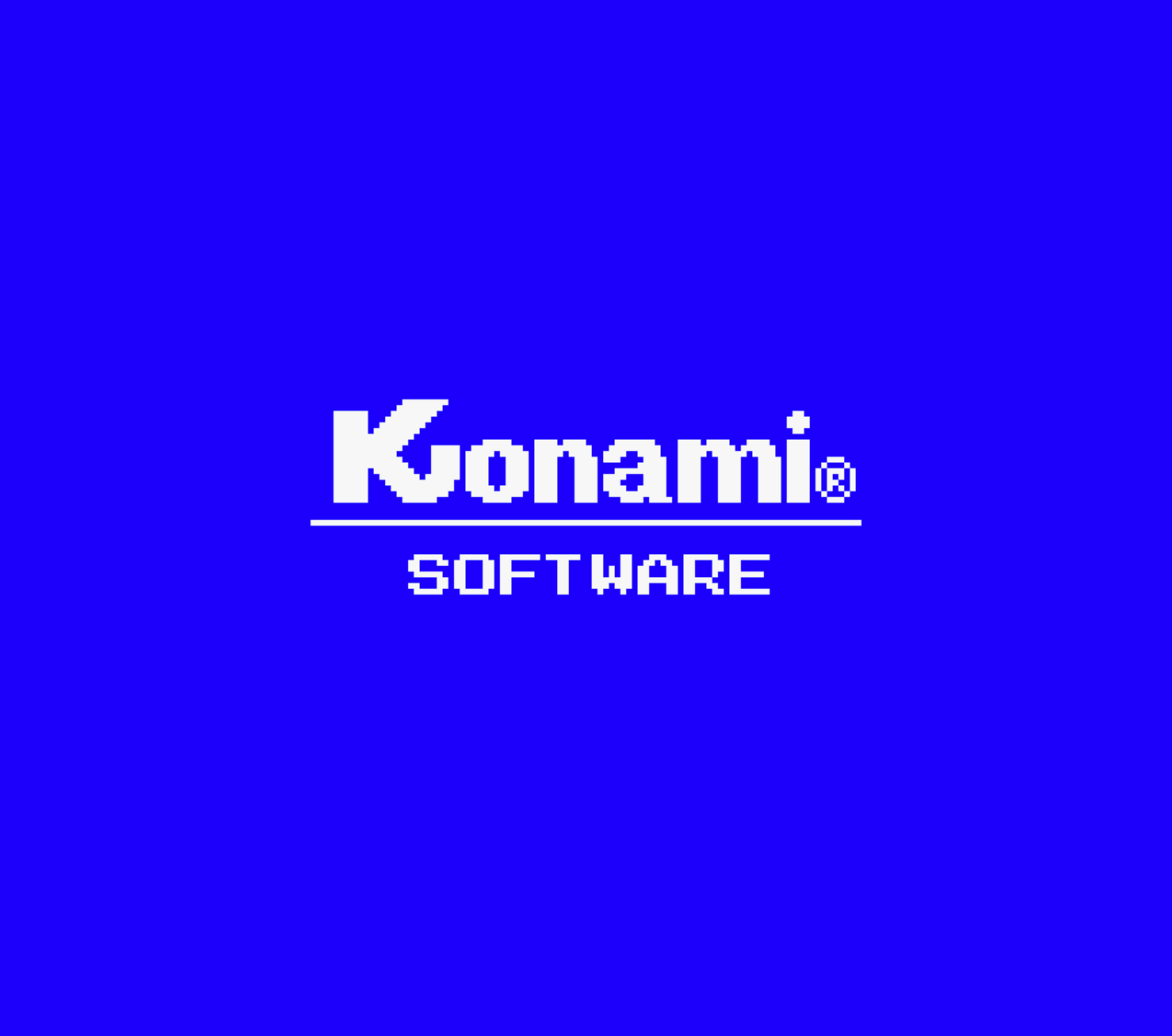 Konami Software